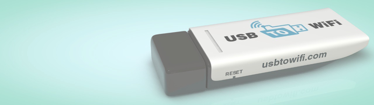 Usb to wifi