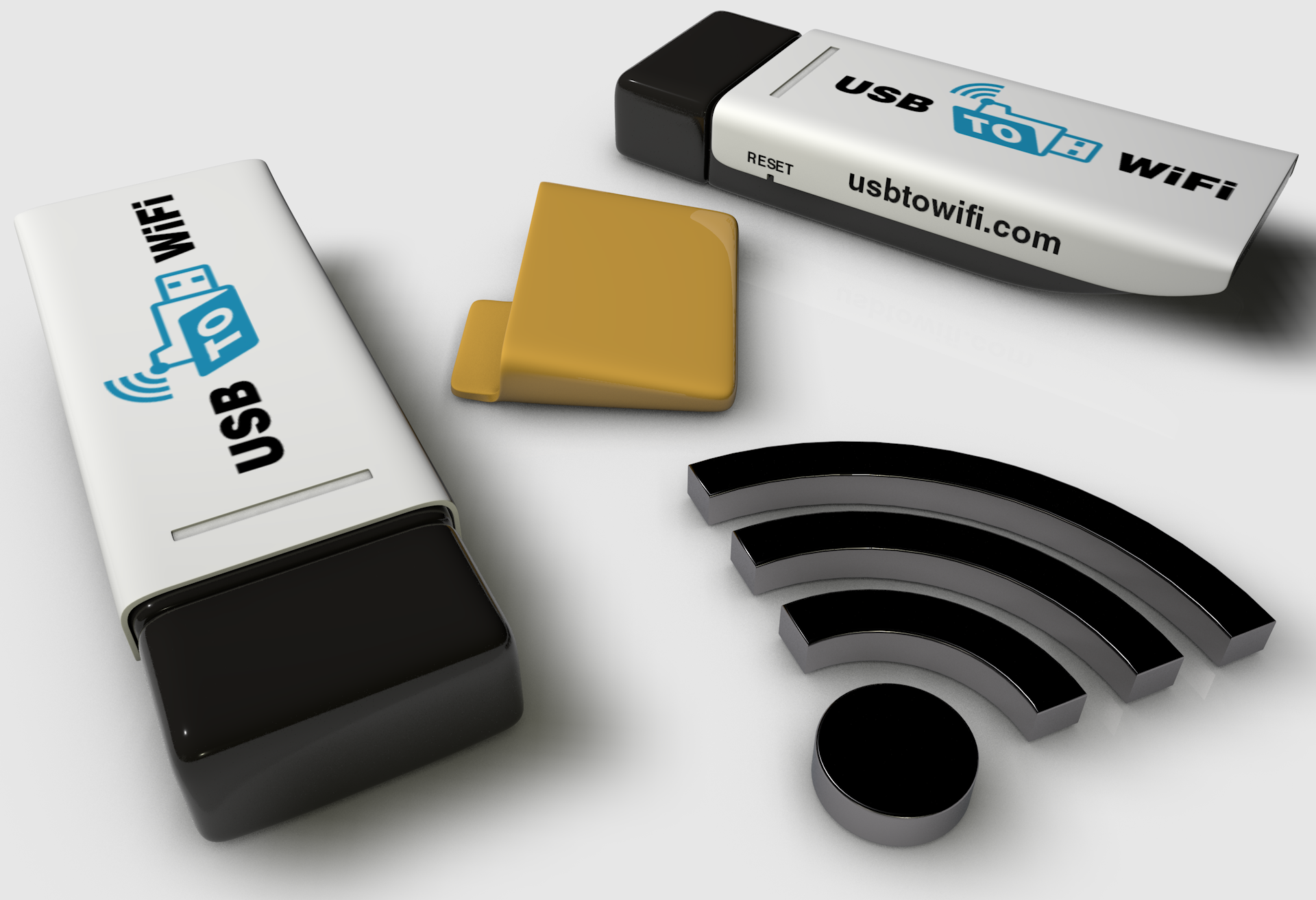 Wireless USB Memory Stick
