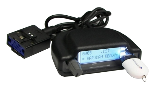 External Embroidery USB Reader