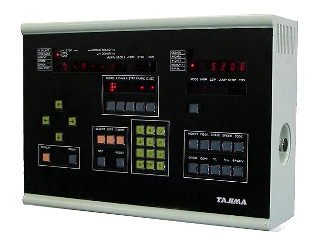 TMEF Control Panel