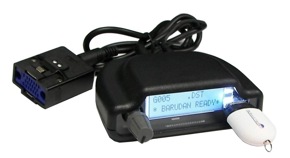 Barudan USB Reader