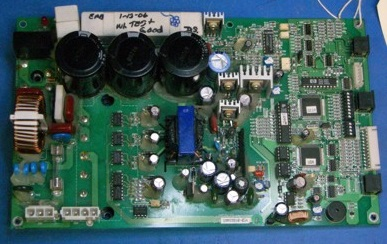 PLR circuit board repair estimate