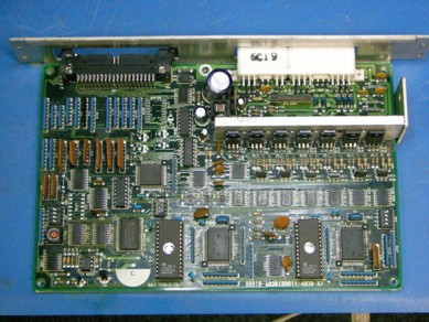 Toyota 820A/830 MOTHER BOARD Repair