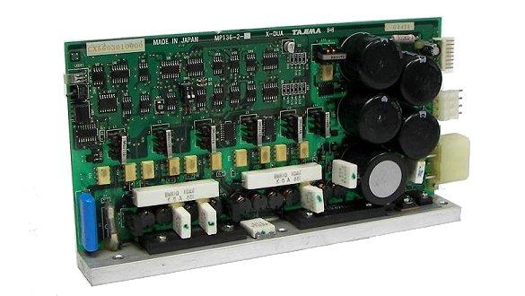 Tajima TMFX XY-Card, X-DUA Repair Repair Service