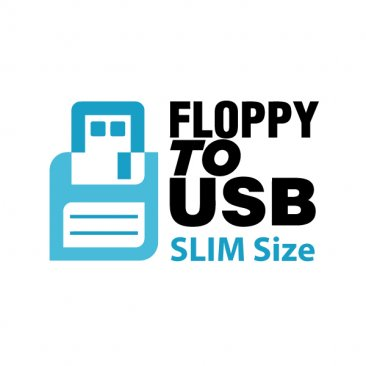 Floppy Drive Upgrade to USB Drive - SLIM (LAPTOP) Size
