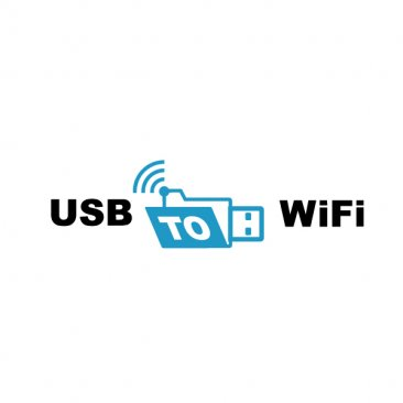 USB to WiFi Memory / Wireless USB Data Stick
